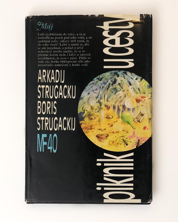 Piknik u cesty Arkadij a Boris Strugackí