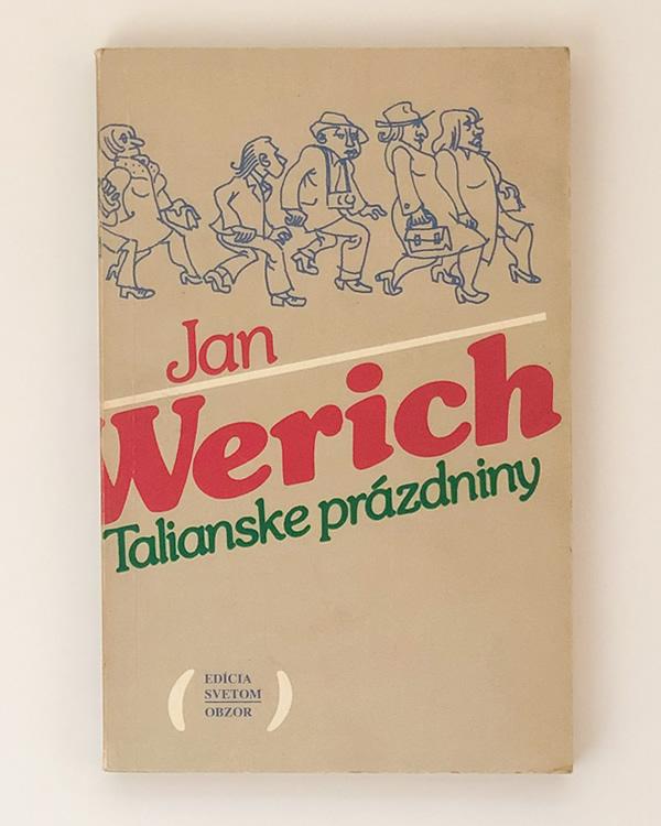 Talianske prázdniny Jan Werich