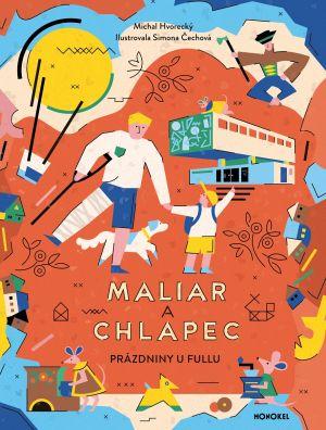 Maliar a chlapec