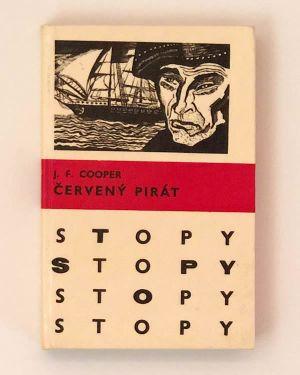 Červený pirát J. F. Cooper