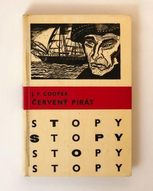 Červený pirát James Fenimore Cooper