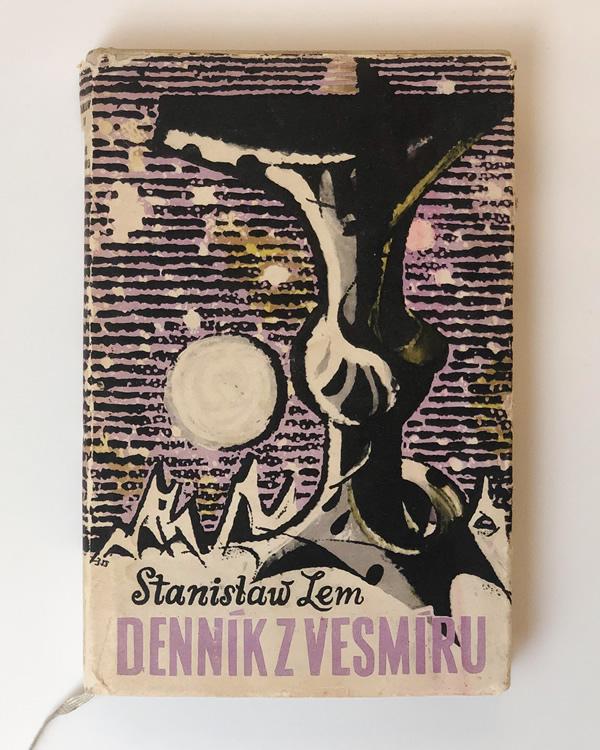 Denník z vesmíru Stanislaw Lem
