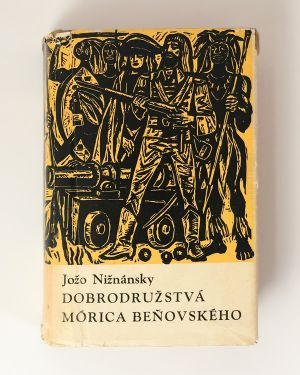 Dobrodružstvá Mórica Beňovského Jožo Nižňánsky