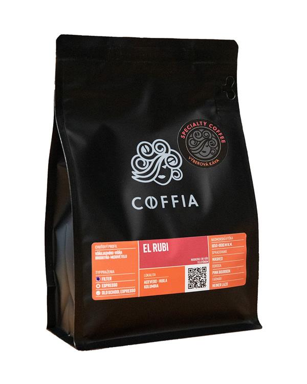 El Rubi Coffia kava