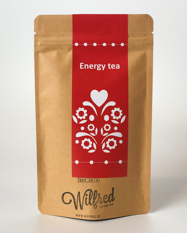 Energy tea čaj Wilfred
