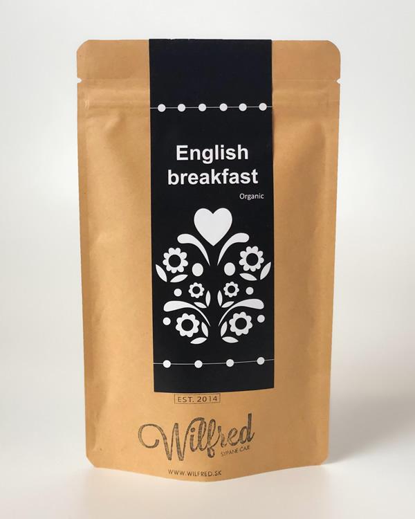 English breakfast čaj Wilfred