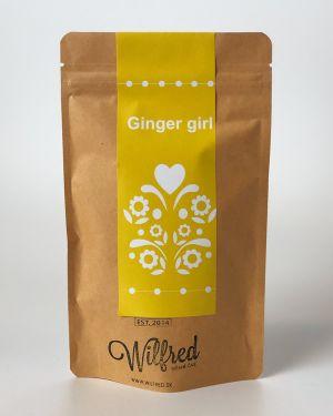 Ginger girl čaj Wilfred