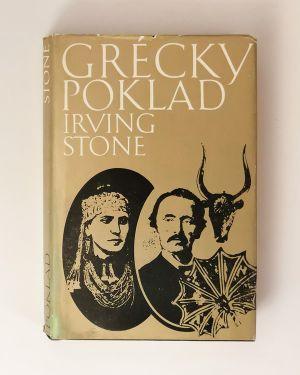 Grécky poklad Irving Stone