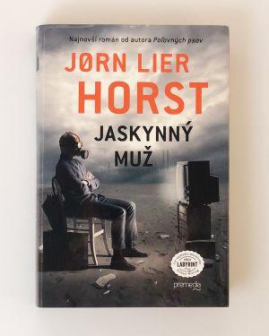 Jaskynný muž Jørn Lier Horst