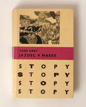 Jazdec v maske Zane Grey
