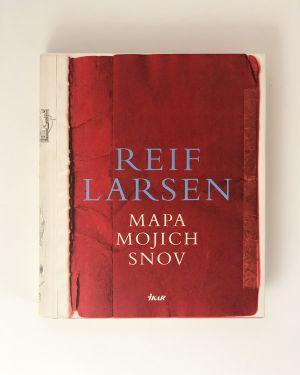 Mapa mojich snov Reif Larsen