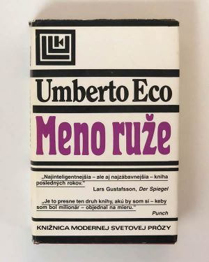 Meno ruže Umberto Eco
