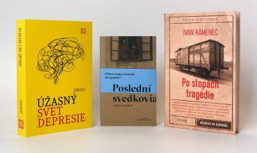 Vyberte si z nových kníh