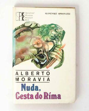 Nuda, cesta do Ríma Alberto Moravia