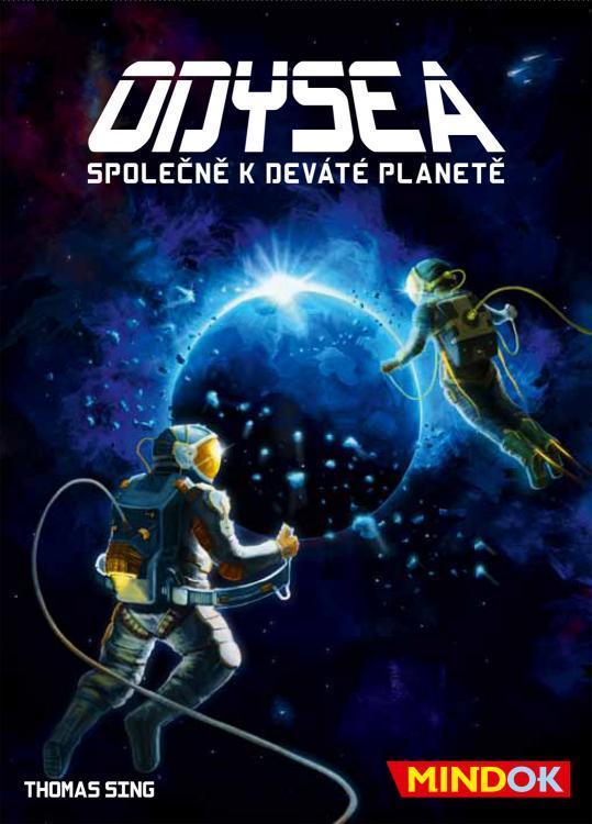 Odysea spoločne k deviatej planéte