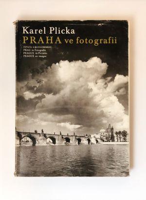 Praha ve fotografii Karel Plicka