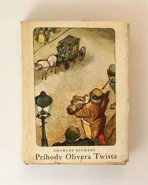 Príhody Olivera Twista Charles Dickens