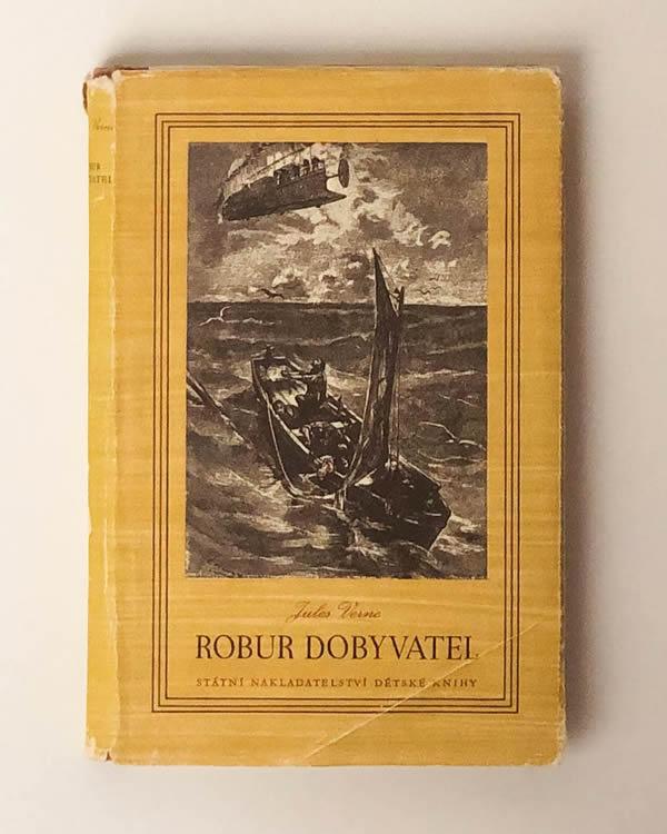 Jules Verne Robur Dobyvatel