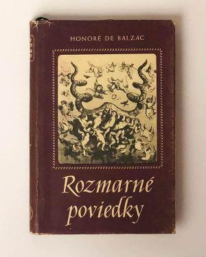 Honoré de Balzac Rozmarné poviedky