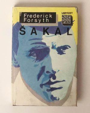Frederick Forsyth Šakal