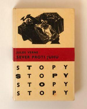 Sever proti juhu Jules Verne