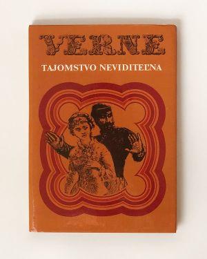 Tajomstvo neviditeľna Jules Verne