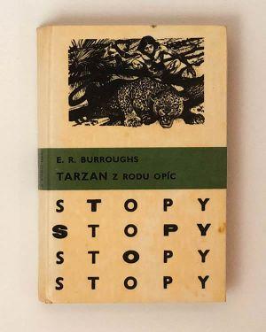 Tarzan z rodu opíc