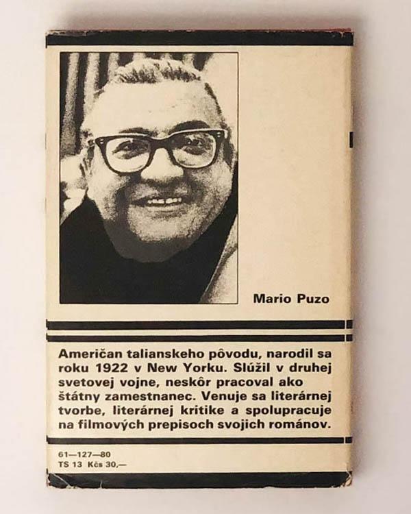 Mario Puzo Temná aréna