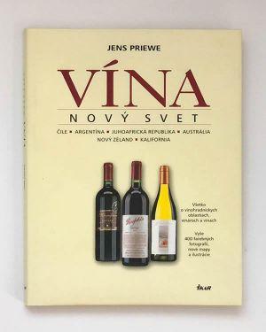 Vína - nový svet Jens Priewe
