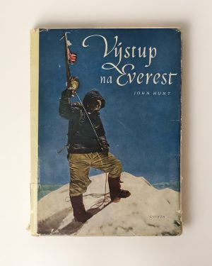 Výstup na Everest John Hunt