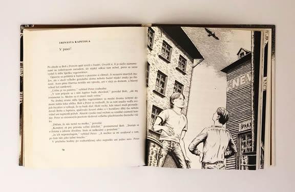 Alfred Hitchcock a traja pátrači - Záhada smejúceho sa tieňa