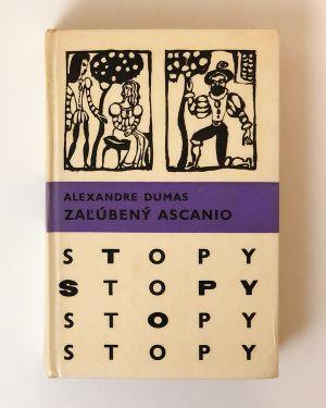 Zaľúbený Ascanio Alexandre Dumas