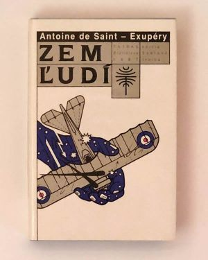 Zem ľudí Antoine de Saint-Exupéry