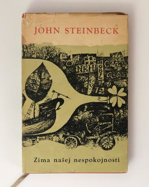 Zima našej nespokojnosti John Steinbeck