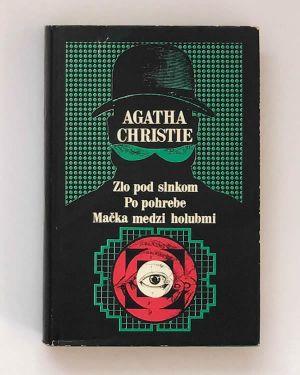 Zlo pod slnkom, Po pohrebe, Mačka medzi holubmi Agatha Christie