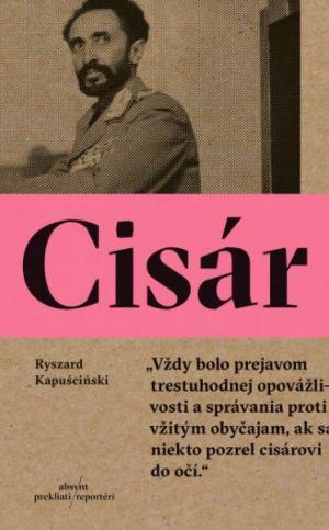 Cisár Ryszard Kapuściński