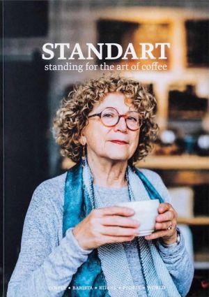 Standart 5 časopis o káve