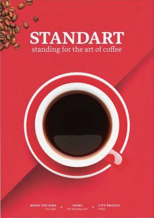 Standart 10 magazín o káve