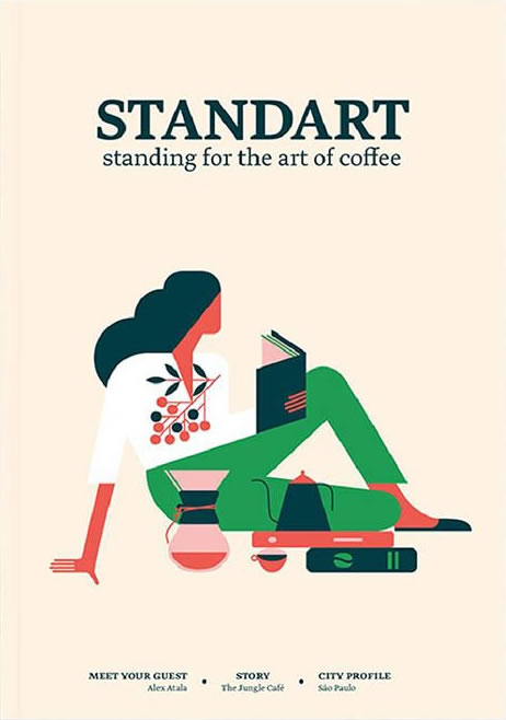 Standart 11 magazín o káve