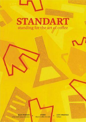 Standart 13 magazín o káve
