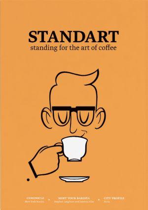 Standart 15 magazín o káve