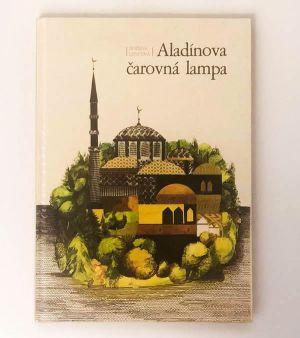 Aladínova čarovná lampa - Božena Lenčová