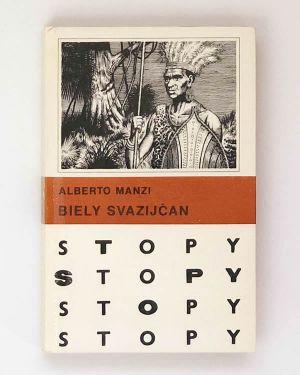 Alberto Manzi - Biely Svazijčan