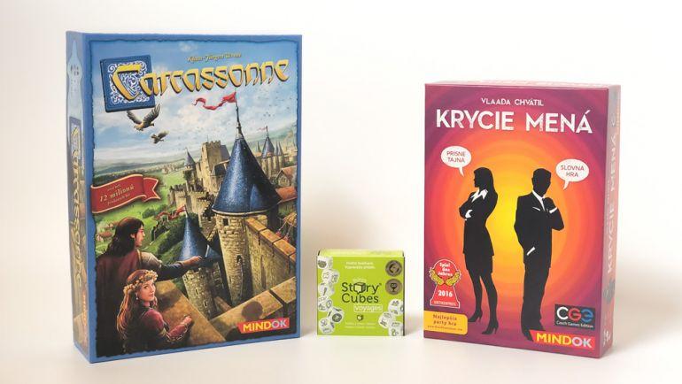 Hry pre rodičov a ich hravé deti
