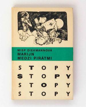 Miep Diekmannová - Marijn medzi pirátmi