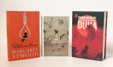 Tajomstvá ľudskej duše: vražda, blázinec a vzácne korenie (výber z nových kníh)