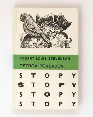 Robert Louis Stevenson - Ostrov pokladov