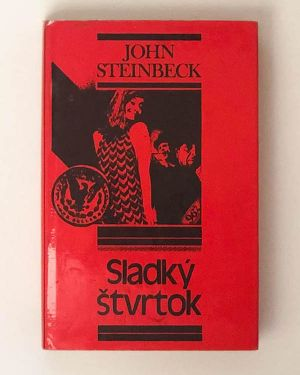 Sladký štvrtok John Steinbeck