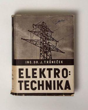 J. Trůneček - Elektrotechnika