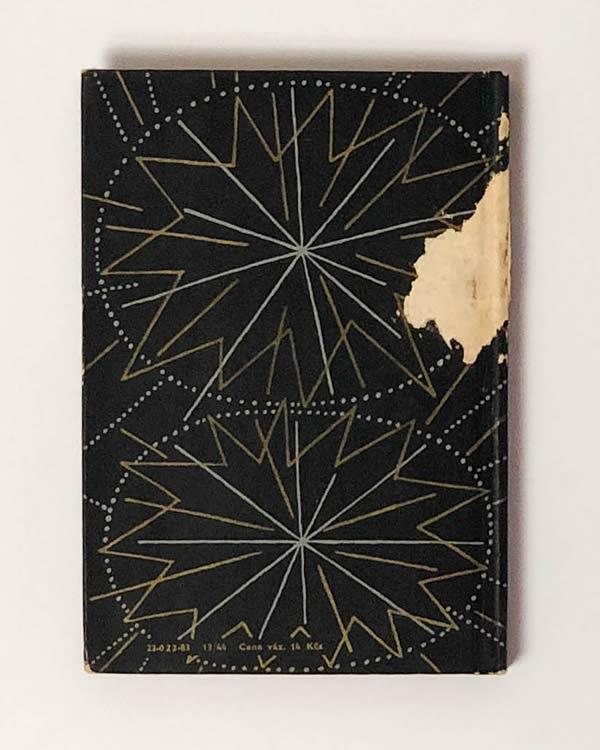 Hvězda v kamenném člunu - Robert Frost